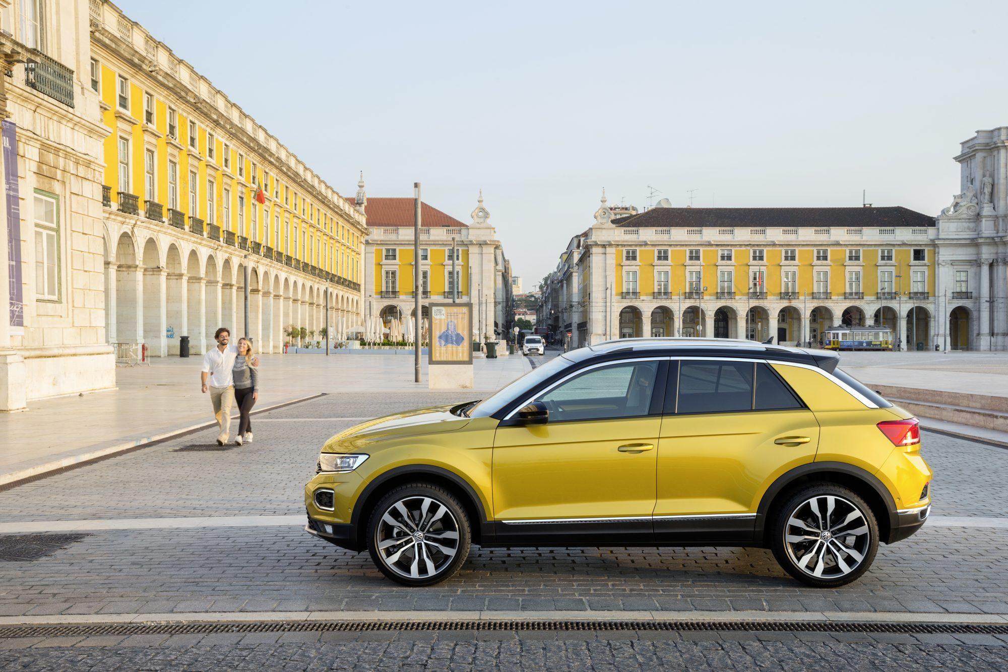novo Volkswagen t-roc portugal
