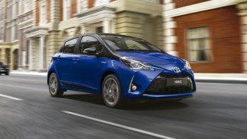 Toyota Yaris - Toyota Safety Sense
