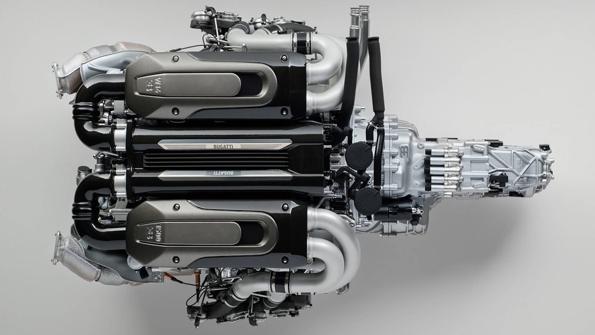 Amalgam Collection - Bugatti W16