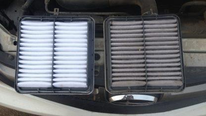 Potência - Filtro de ar