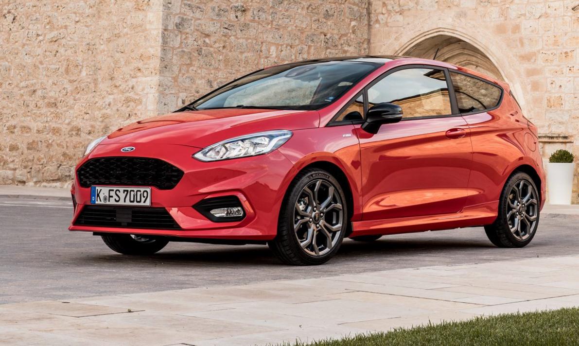 Cinco Factos Que Eventualmente Desconheces Sobre O Novo Ford Fiesta