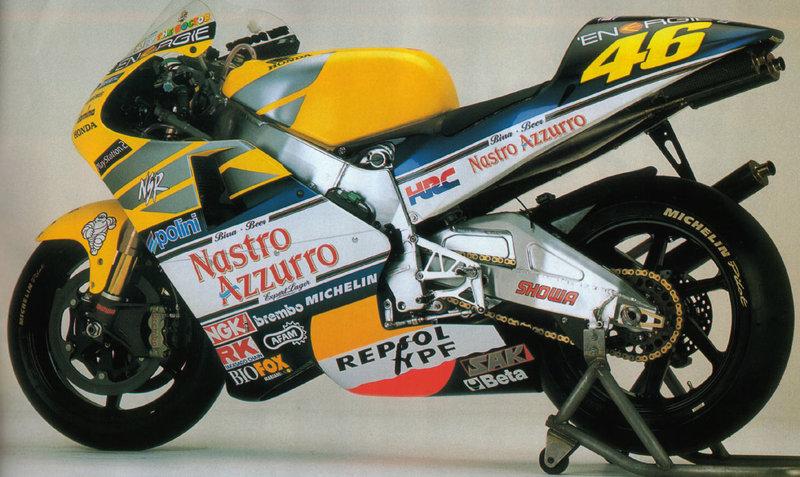 Honda NSR 500