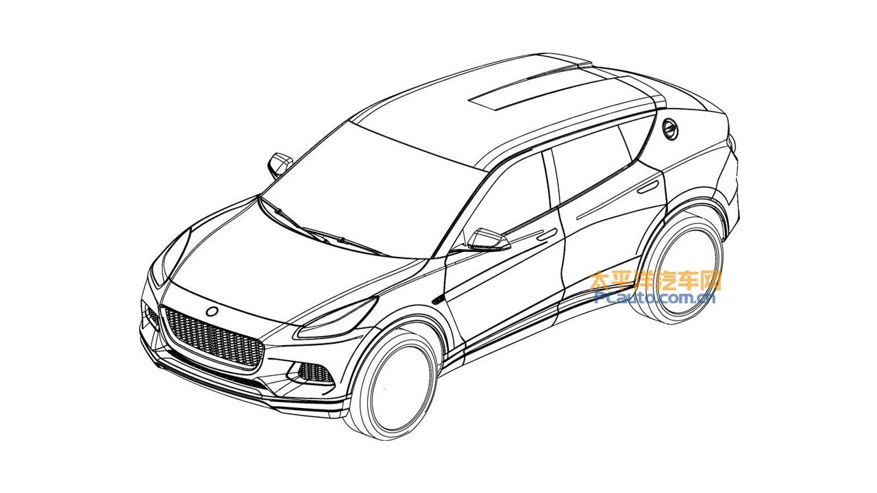 Lotus SUV - patente