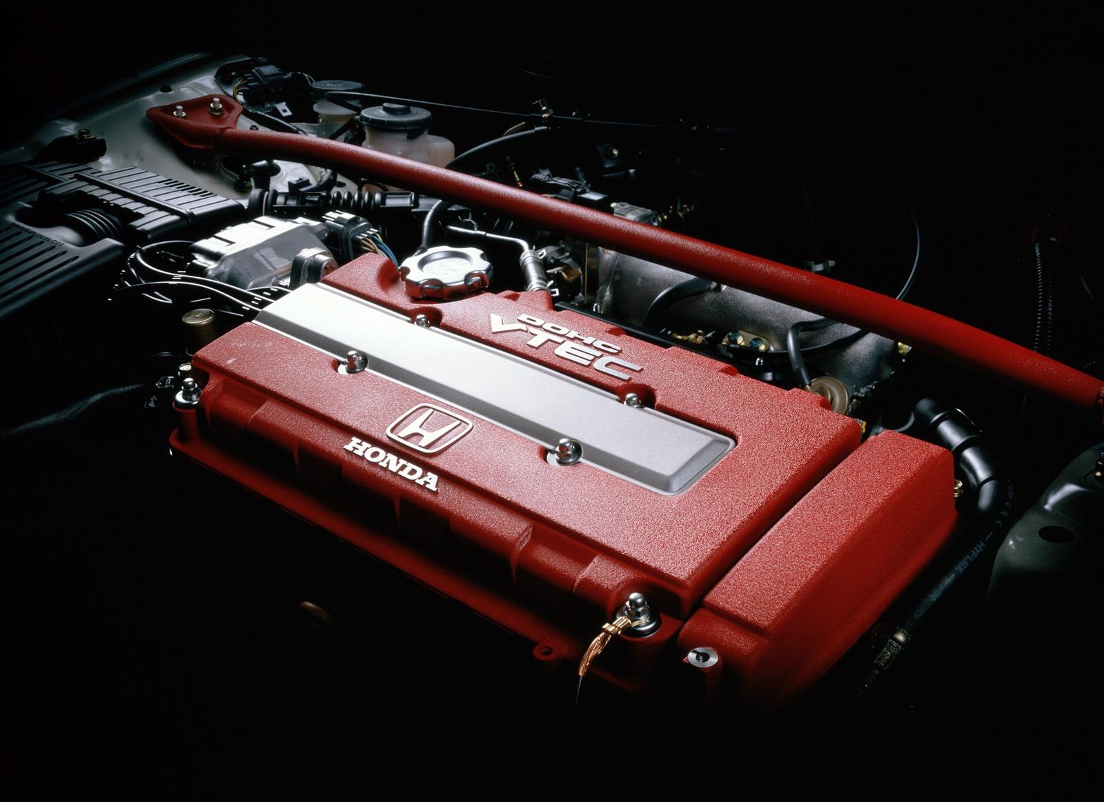 motor honda ek9 civic