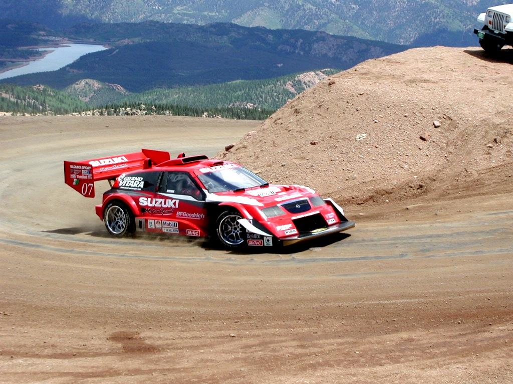 Suzuki Escudo Gran Turismo 2