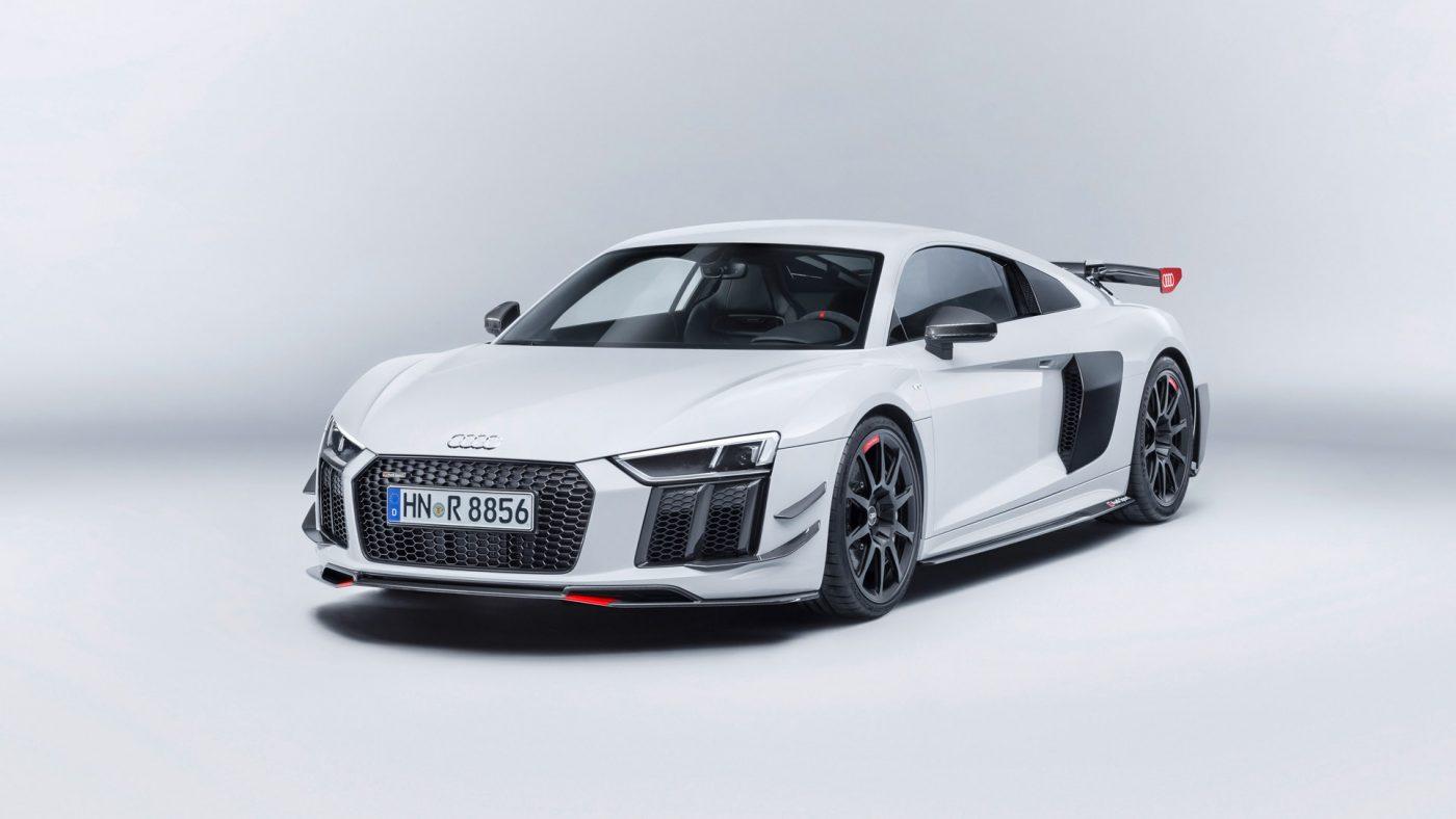 Audi R8 - Performance Parts