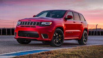 Jeep Grand Cherokee Trackhawk, o SUV mais potente de sempre.