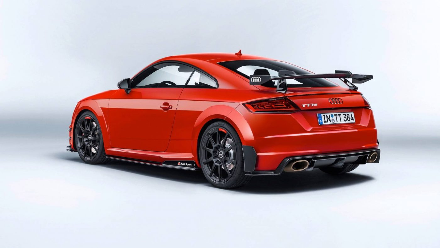 Audi TT RS - Performance Parts