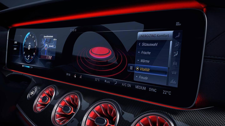 Mercedes-Benz CLS teaser