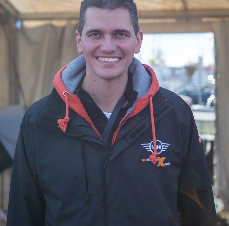 Tobias Quant, Chefe X-RAID