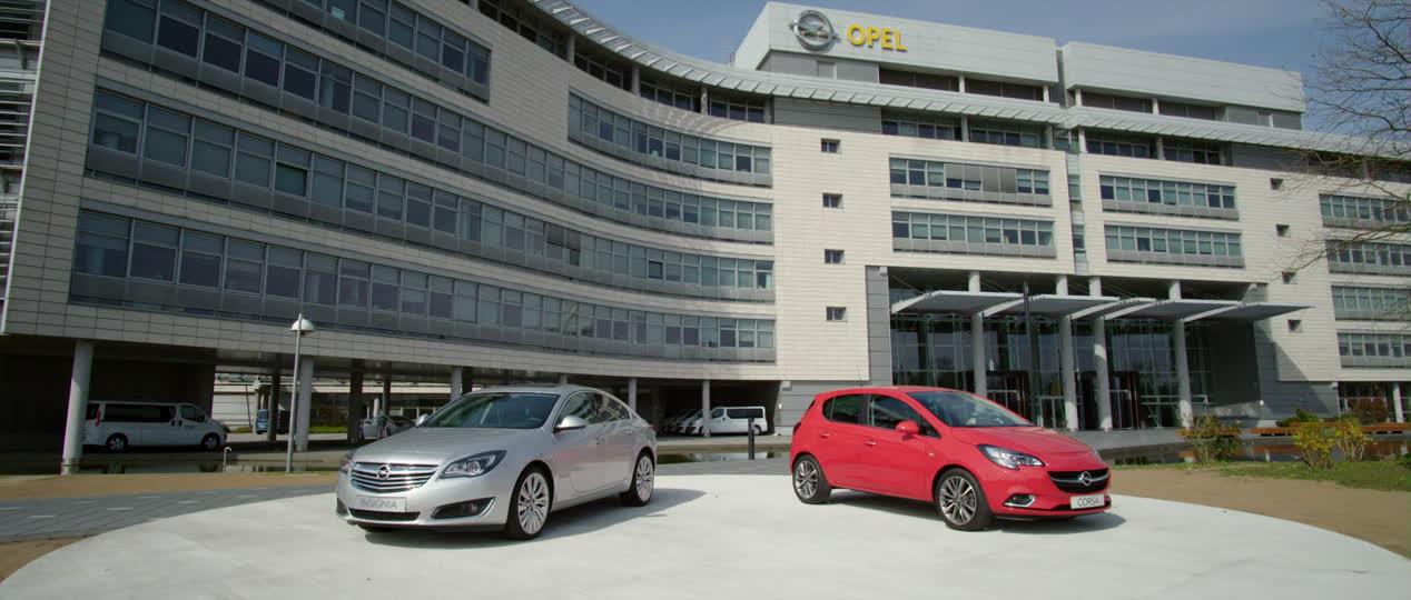 Opel reestruturação