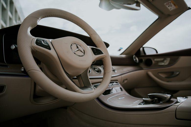 Mercedes E Cabrio