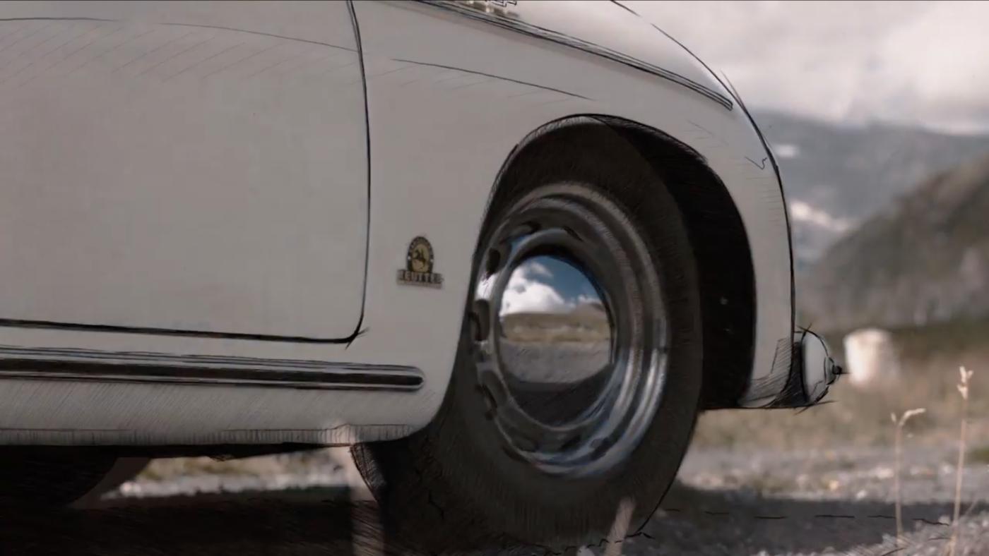 Porsche 356 Jante
