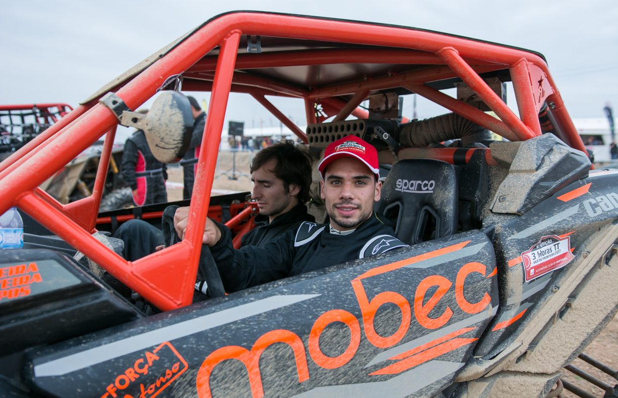 Miguel Oliveira Buggy