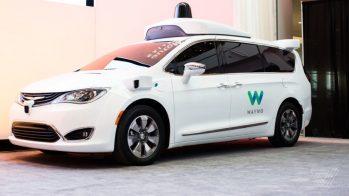 Waymo — Chrysler Pacifica testa nível 5 de condução autónoma
