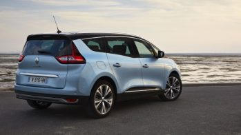 Renault Grand Scenic Hybrid Assist