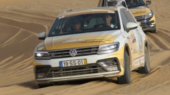 Volkswagen Tiguan Off Road Bridgestone Marrocos