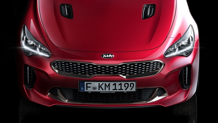 KIA Stinger - Candidato ao COTY 2018, Carro do Ano 2018
