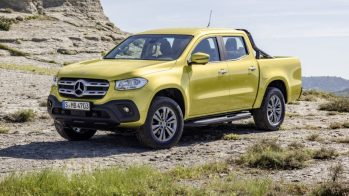 Pick-up Mercedes-Benz Classe X