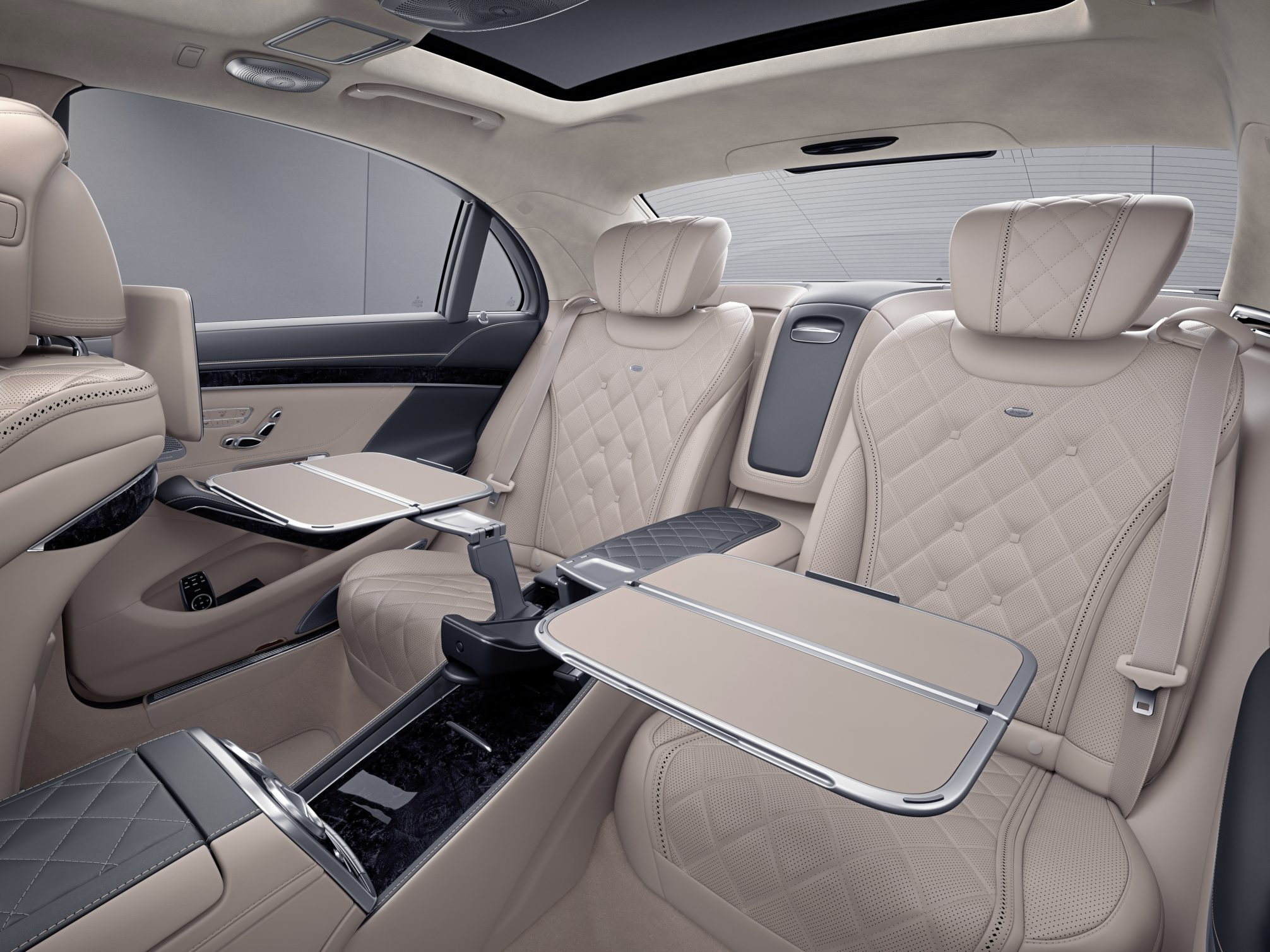 mercedes-benz Classe S interior