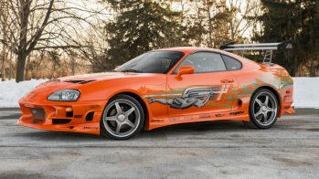 Toyota Supra 1993 Fast and Furious