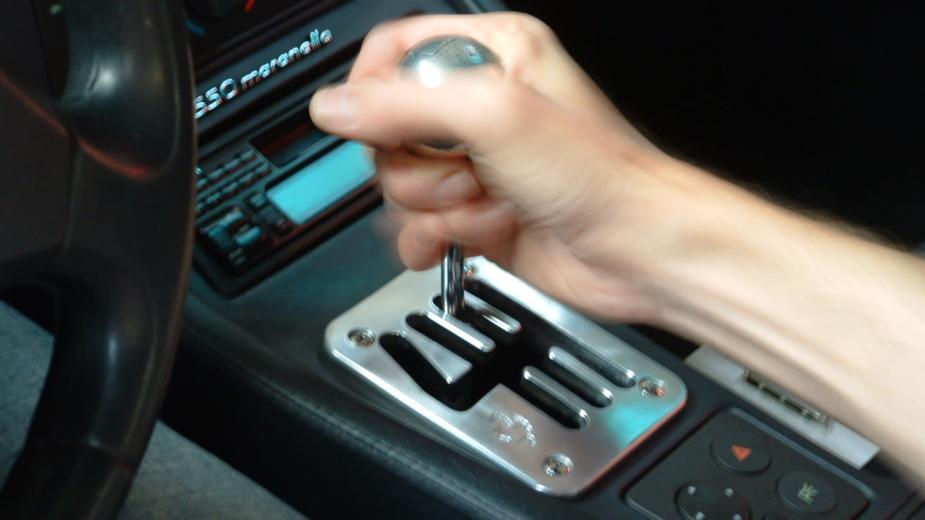 Caixa manual de velocidades