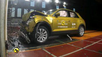 Volkswagen T-Roc —Euro NCAP
