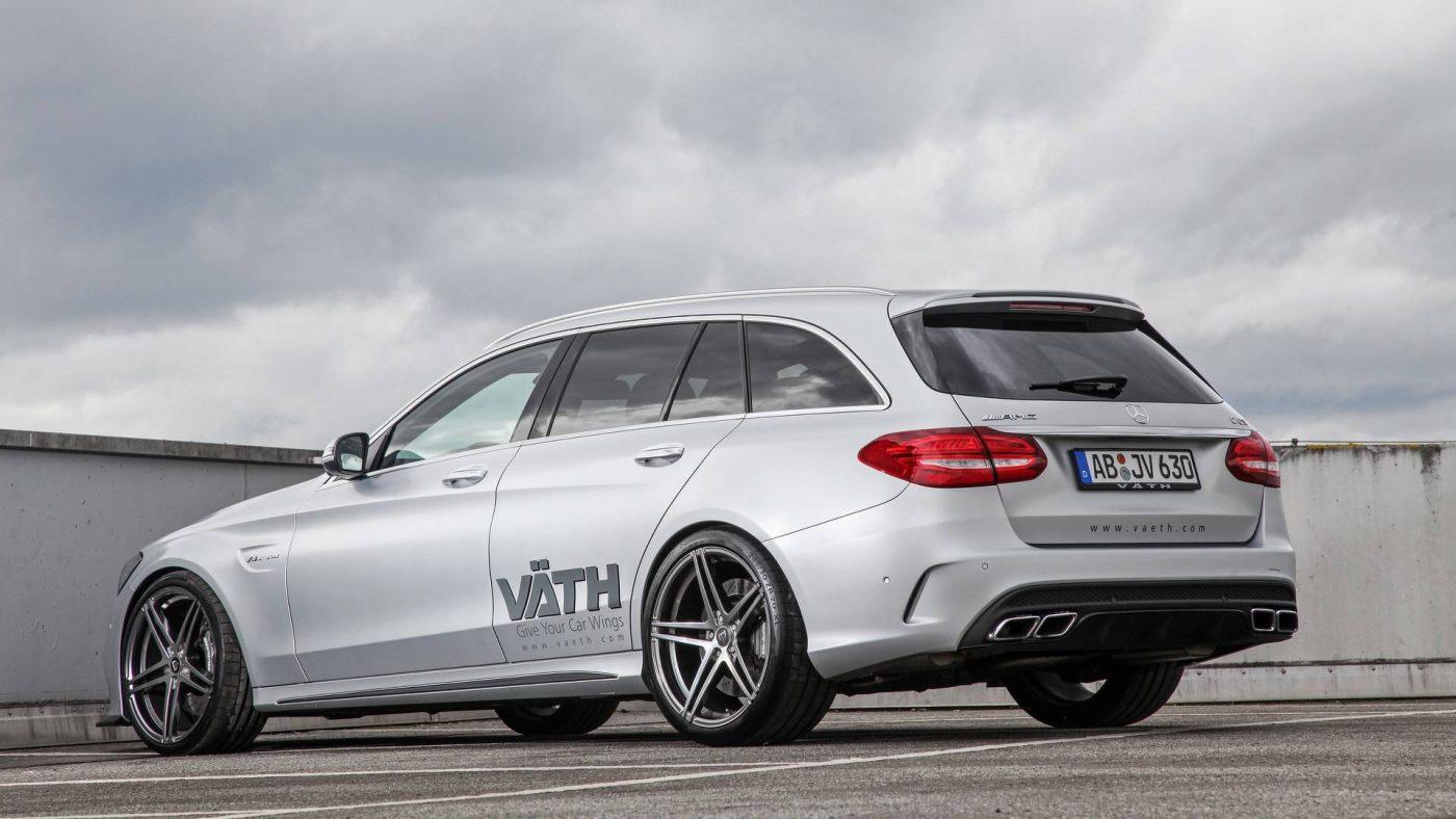 Mercedes-AMG C63 Vath