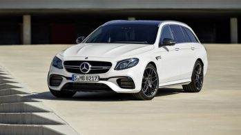 Mercedes-AMG E63 S 4Matic+ Station