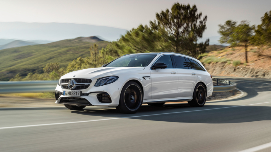 Mercedes-AMG E63 4Matic+ Station