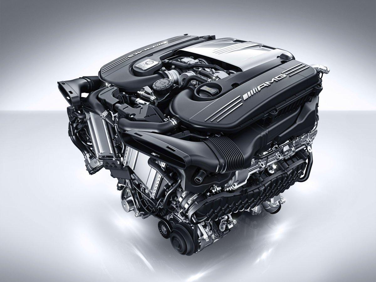 motor mercedes m178