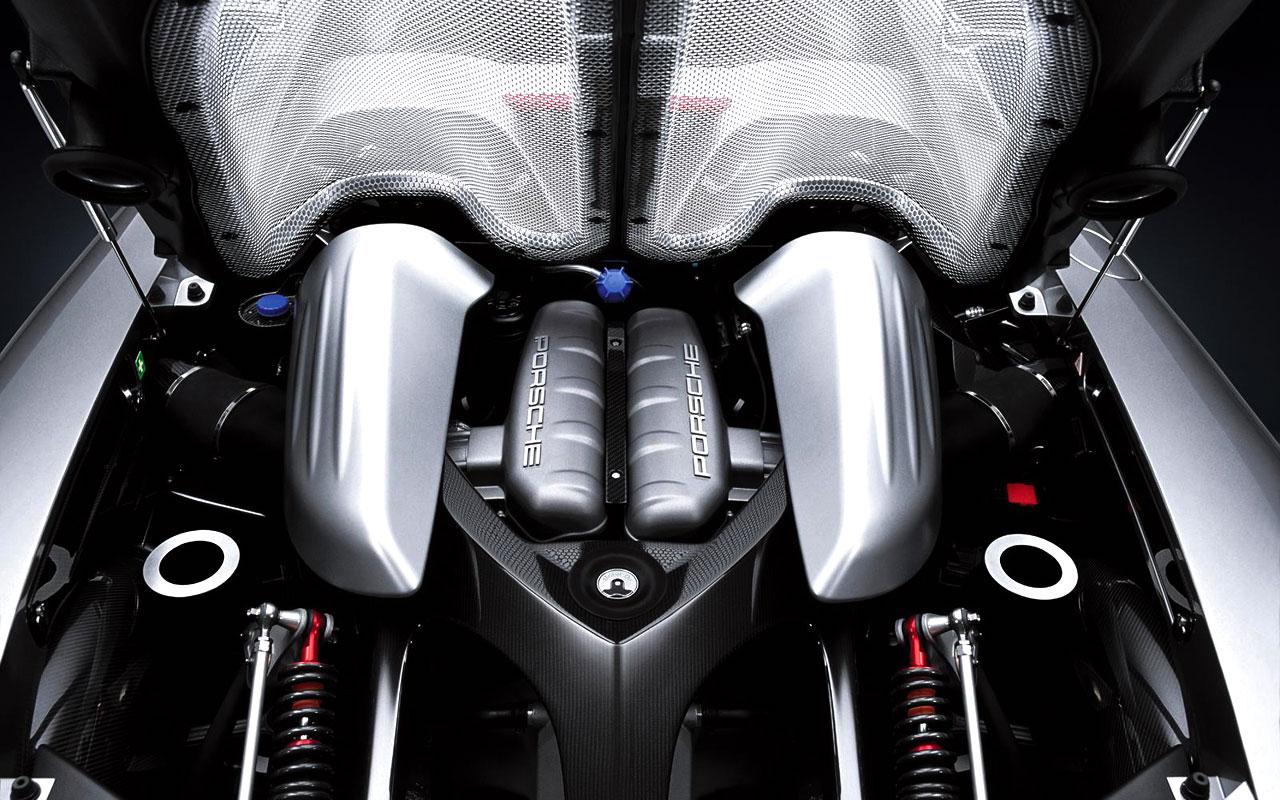 motor porsche m80 carrera gt