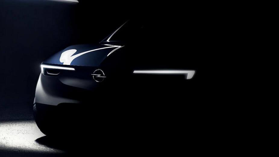 Opel Concept teaser