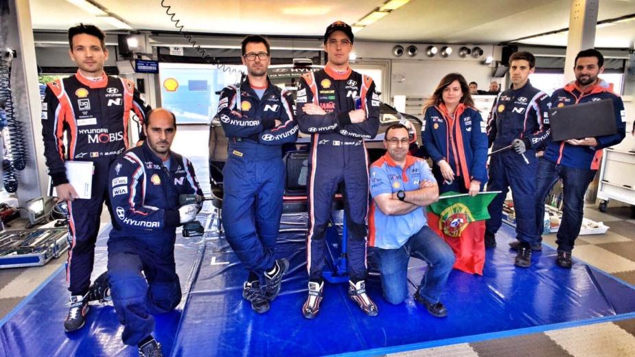 Mundial de Ralis — Portugueses na Hyundai