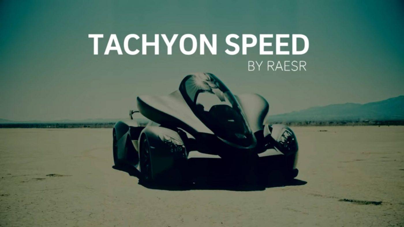 Tachyon Speed