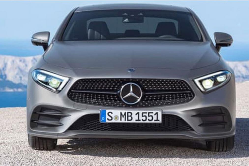 Mercedes CLS 2018