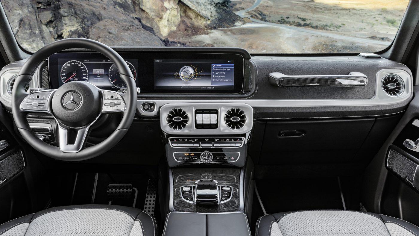 Mercedes Classe G 2018
