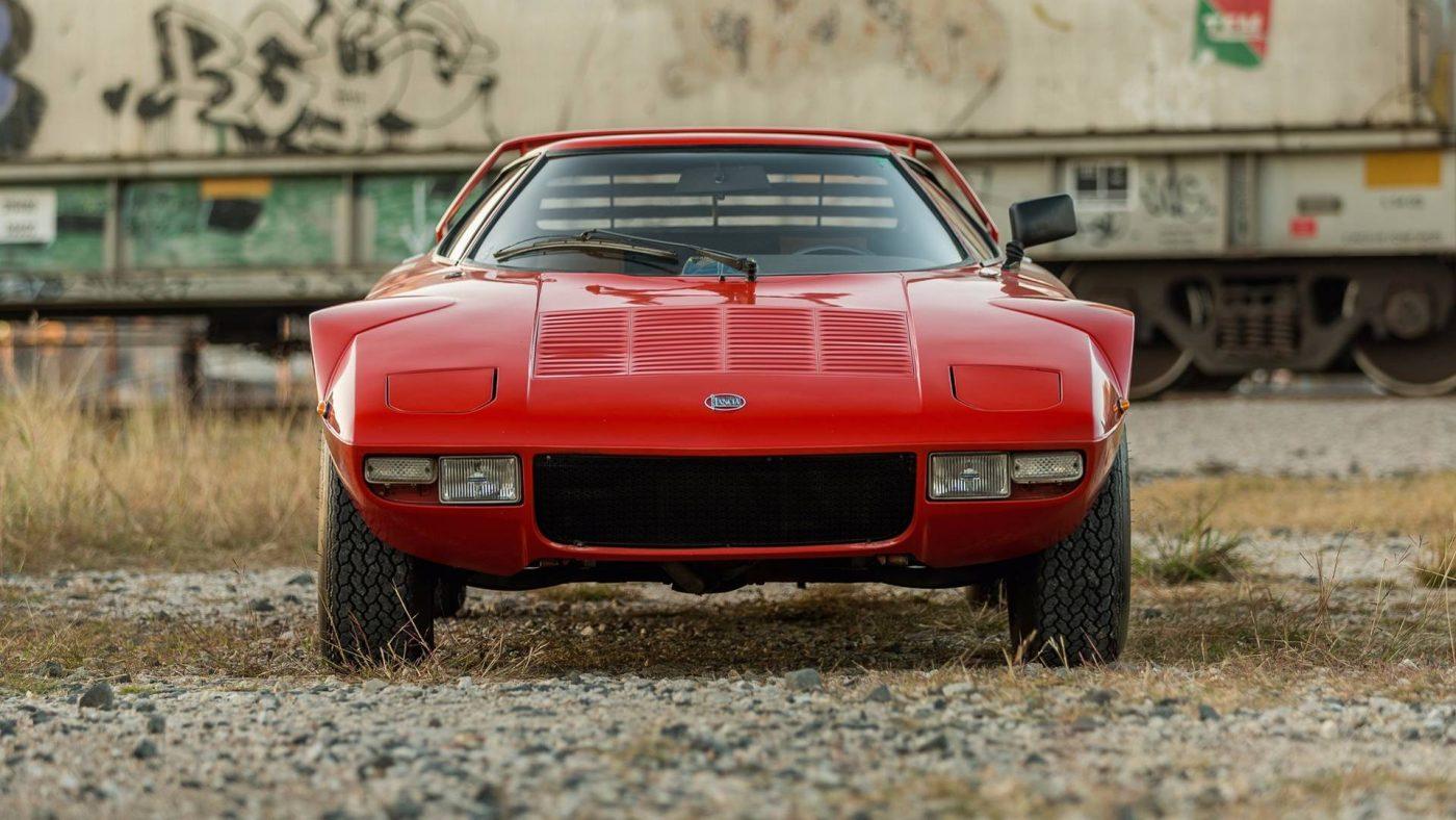 Lancia Stratos, 1974
