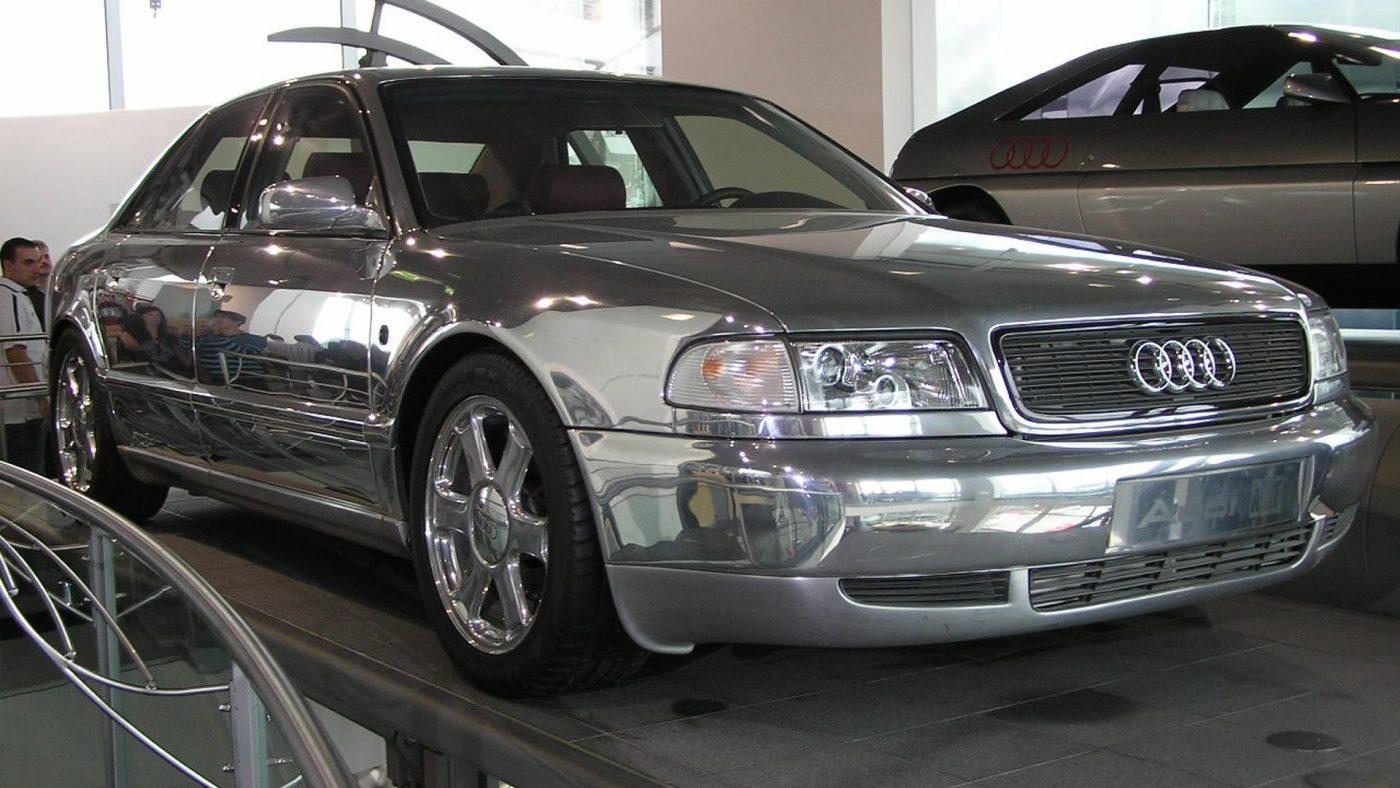 Audi ASF 1993