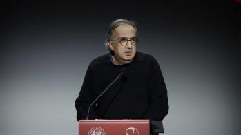 Sergio Marchionne — FCA CEO