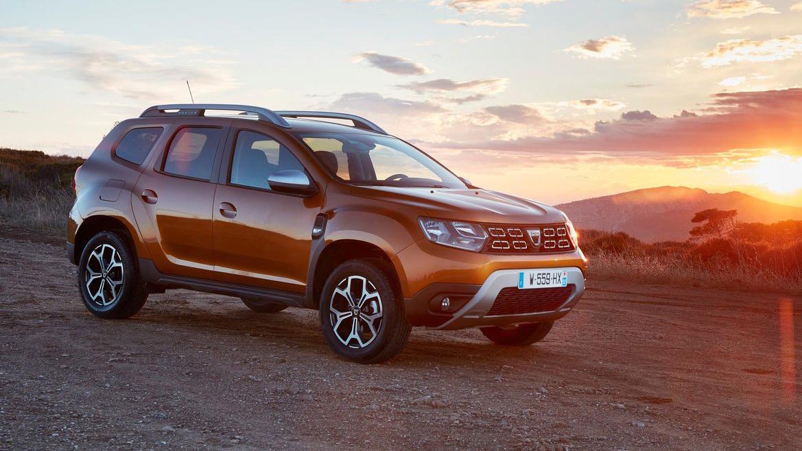 novo Dacia Duster
