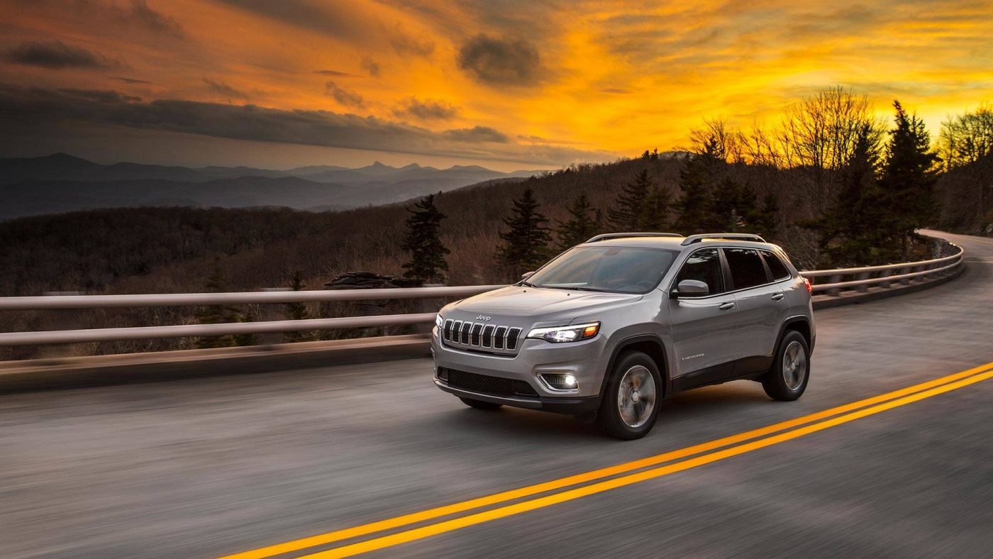 Jeep Cherokee Restyling 2017