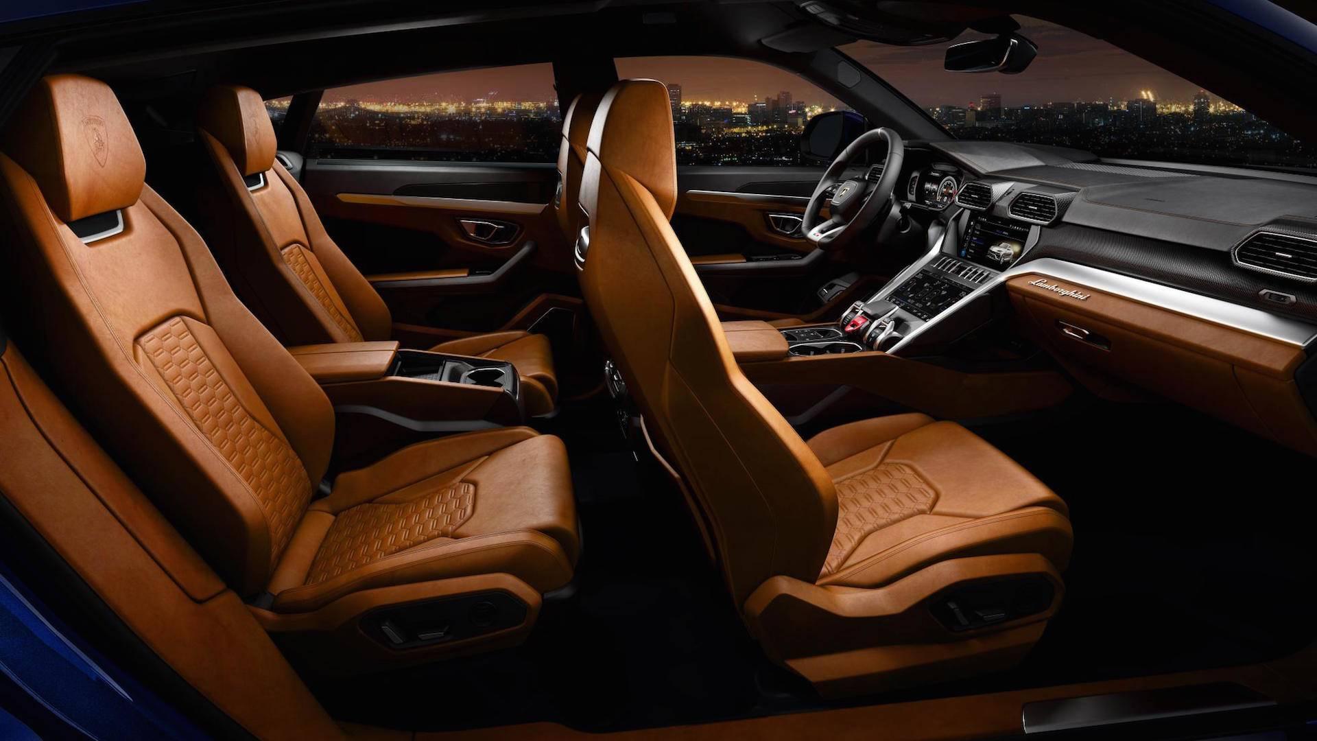 Revelado o Lamborghini Urus, o SUV mais veloz do mundo
