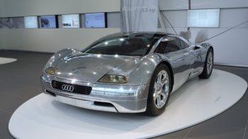 Audi Avus quattro 1991