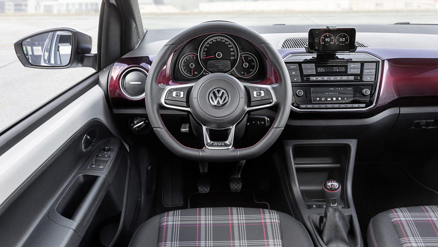 VW up! GTI 2018