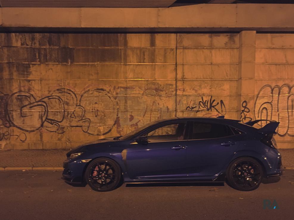Honda Civic Type-R FK8
