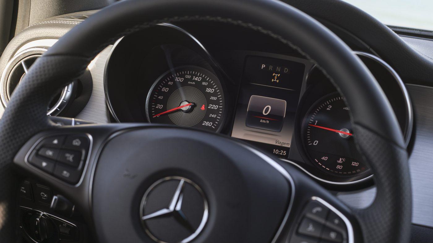 Mercedes-Benz Classe X