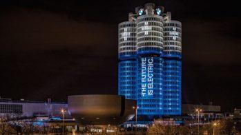 BMW — Edíficio quatro Cilindros