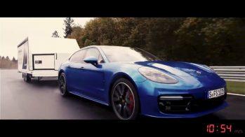Porsche Panamera ST