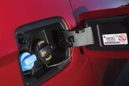 SEAT Ibiza 1.6 TDI —bocal de enchimento AdBlue